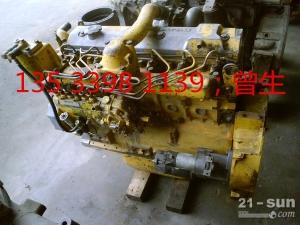 小松挖掘机配件PC220-5 6D95发动机总成