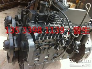 小松挖掘机配件PC300-7 6D114发动机总成