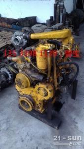 小松挖掘机配件PC120-6 4D95T发动机总成