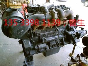 小松挖掘机配件PC400-6 6D125-2发动机总成