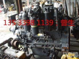 小松挖掘机配件PC400-7 6D125-3发动机总成