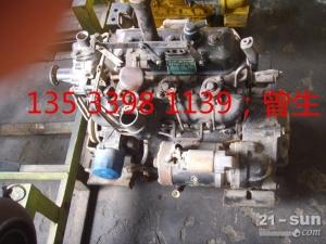 小松挖掘机配件PC30 3D75发动机总成