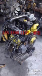 神钢挖掘机配件SK60-5 4BD1发动机总成