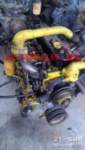 神钢挖掘机配件SK120-3/5 4BG1发动机总成