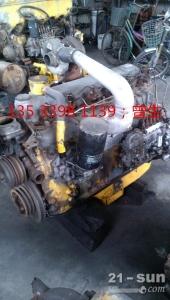 神钢挖掘机配件SK07-2 6D14发动机总成