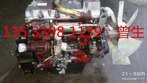 神钢挖掘机配件SK210-8 J05E发动机总成