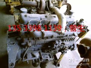 住友挖掘机配件SH200 6BG1发动机总成