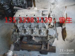 住友挖掘机配件SH80 4LE2发动机总成