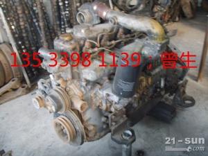 加藤挖掘机配件HD900-5/7 6D15发动机总成
