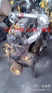 加藤挖掘机配件HD700-7 6D31发动机总成