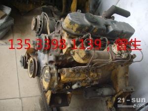 加藤挖掘机配件HD250-7 S4F发动机总成