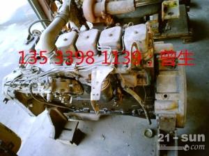 现代挖掘机配件R200-5 6BT5.9发动机总成