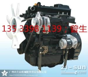 大宇挖掘机配件DH60-7 4TNV94发动机总成