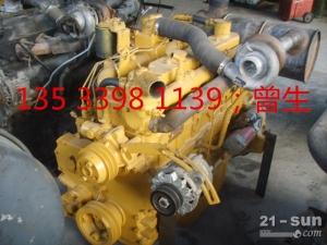 卡特挖掘机配件E320C 7JK发动机总成