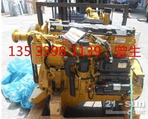 卡特挖掘机配件E330D C9发动机总成