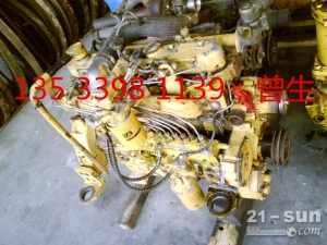 卡特挖掘机配件E320/320B S6K发动机总成
