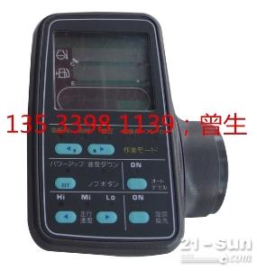 小松挖掘机配件PC200-6 6D95仪表板