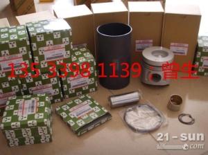 加藤挖掘机配件HD820-1/2/3 6D34缸套组件