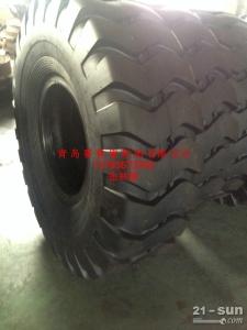 厂家供应装载机轮胎18.00-24铲车工程机械轮胎E3花纹1800-24