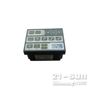沃尔沃240B挖掘机空调控制面板
