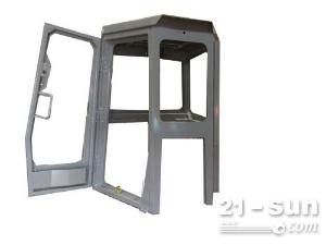 济宁大和机械专业生产各种挖掘机 推土机零部件 现货销售 驾驶室支架 电话 15725943179