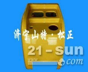 批发小松配件PC60-7油箱护罩 正厂钩机配件