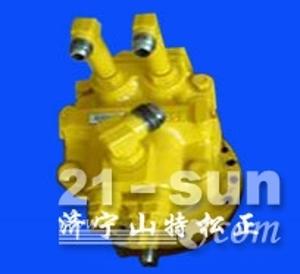 批发小松配件PC60-7回转马达总成708-7T-00490  正厂钩机配件