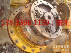 加藤挖掘机配件HD1430回转减速箱总成