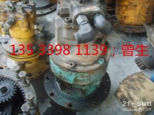 神钢挖掘机配件SK60-5回转减速箱总成