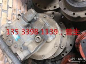 日立挖掘机配件ZAX270-3回转减速箱总成