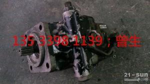 小松挖掘机配件PC27-8液压泵总成
