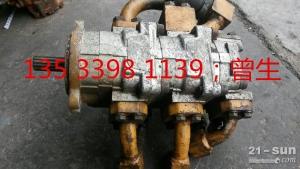 小松挖掘机配件PC28US-2液压泵总成