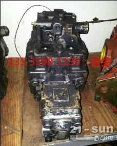小松挖掘机配件PC30液压泵总成