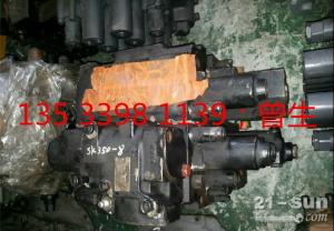 神钢挖掘机配件SK350-8分配器