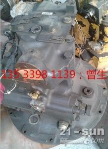 小松挖掘机配件PC130-7液压泵总成