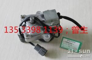 小松挖掘机配件PC200-6/220-6加油马达