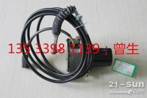 现代挖掘机配件R220-5线加油马达