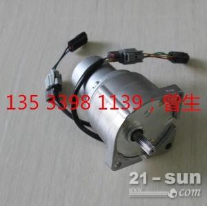 神钢挖掘机配件SK200-6E线加油马达