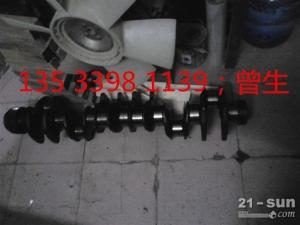 日立挖掘机配件ZAX450 6WG1曲轴