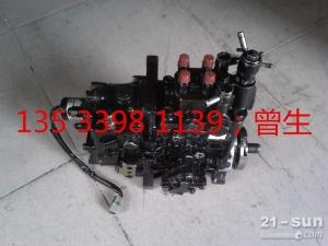 大宇挖掘机配件DH80-7 4TNV98 高压柴油泵