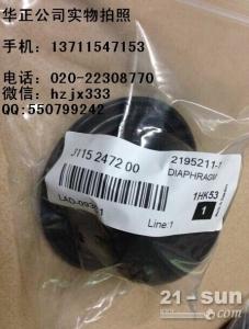 阿特拉斯D7钻机蓄能器氮气包(高压)膜片3115247200