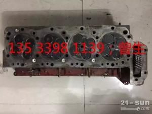 神钢挖掘机配件SK200-8 J05E缸盖