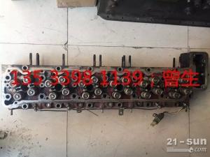 神钢挖掘机配件SK350-8 J08E缸盖