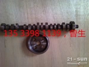 神钢挖掘机配件SK75-8 4LE2凸轮轴