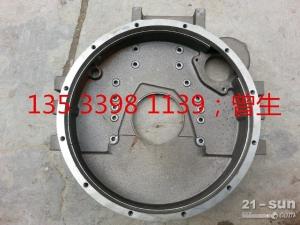 小松挖掘机配件PC360-7 6D114飞轮壳