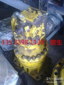 小松挖掘机配件PC200-6回转减速箱总成