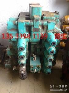 神钢挖掘机配件SK450-6分配器