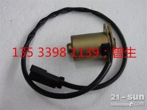 小松挖掘机配件PC200-6回转电磁阀