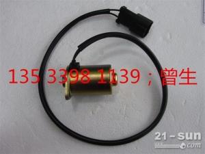 小松挖掘机配件PC200-7回转电磁阀