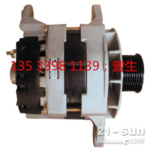 现代挖掘机配件R220-5发电机